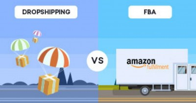 Using the Dropshipping for building the e-commerce