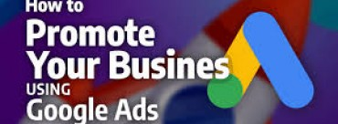 Promote the business with the help of Google: