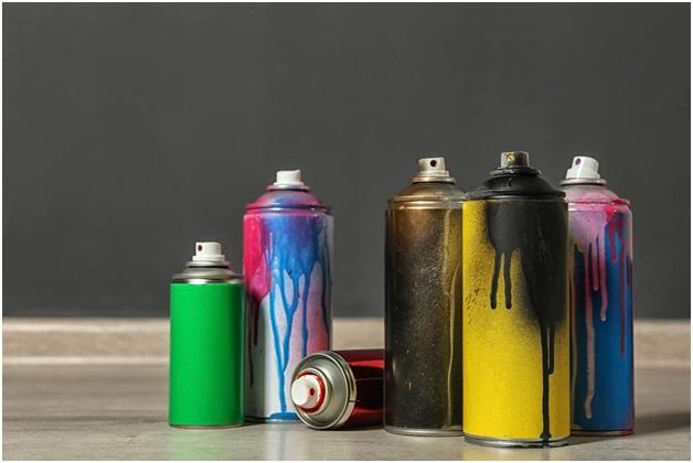 Toxic Paint Fumes